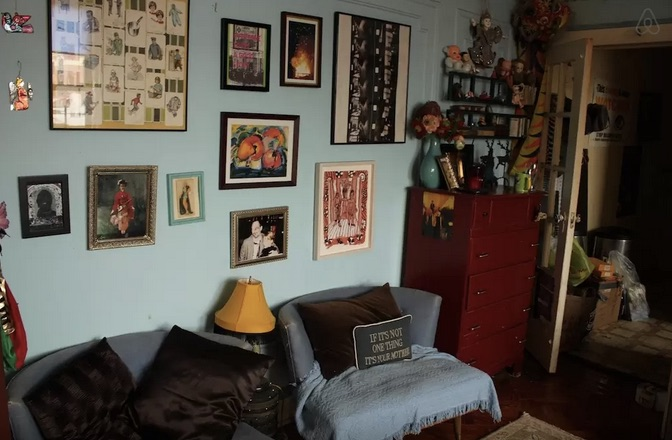 Brooklyn Funky 1 Bedroom Apartments For Rent Mike Connor
